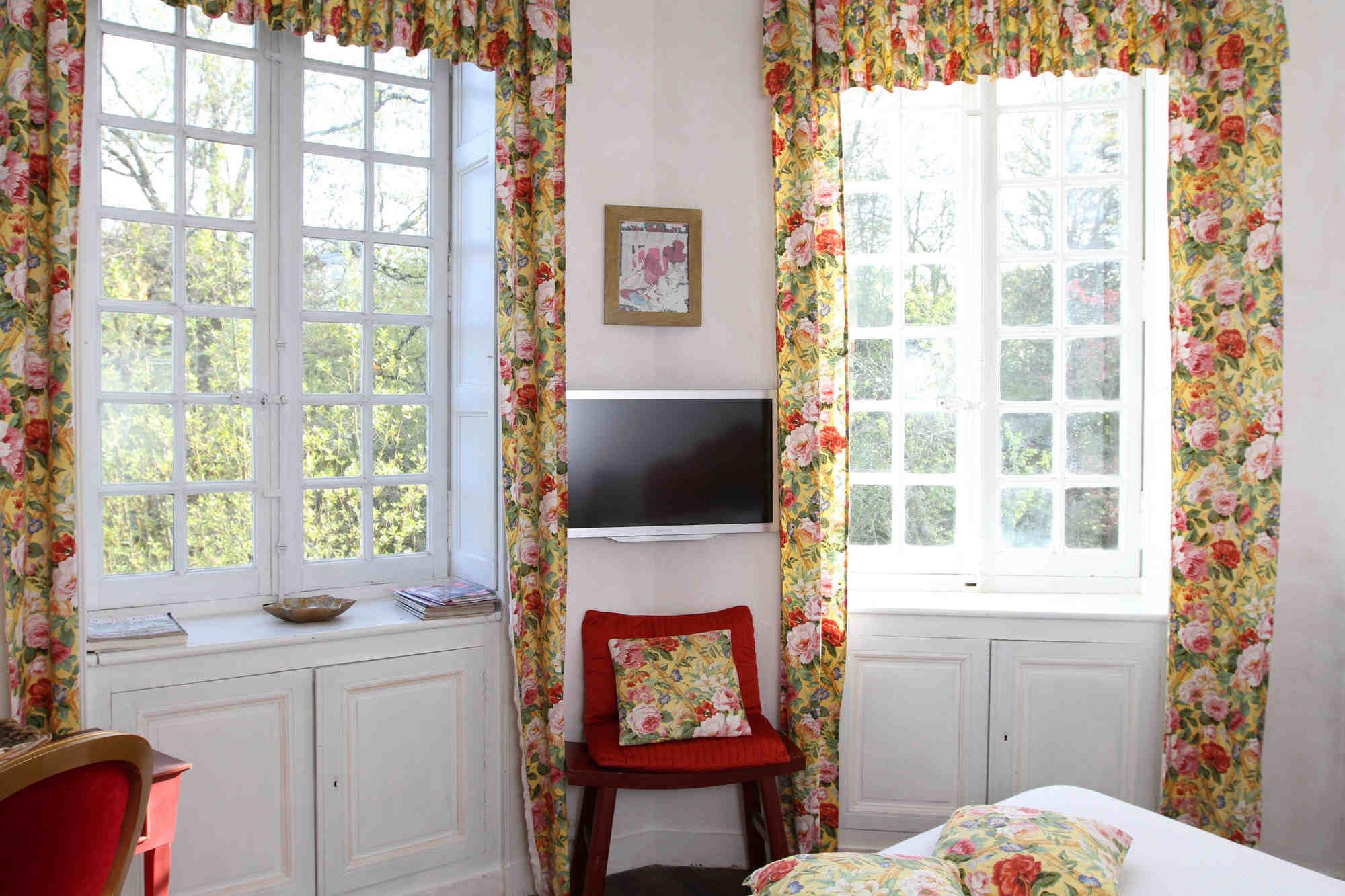 chambre hote chateau duc de bretagne